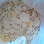 Dried-Soap ingredients